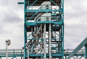 Норийная башня нория