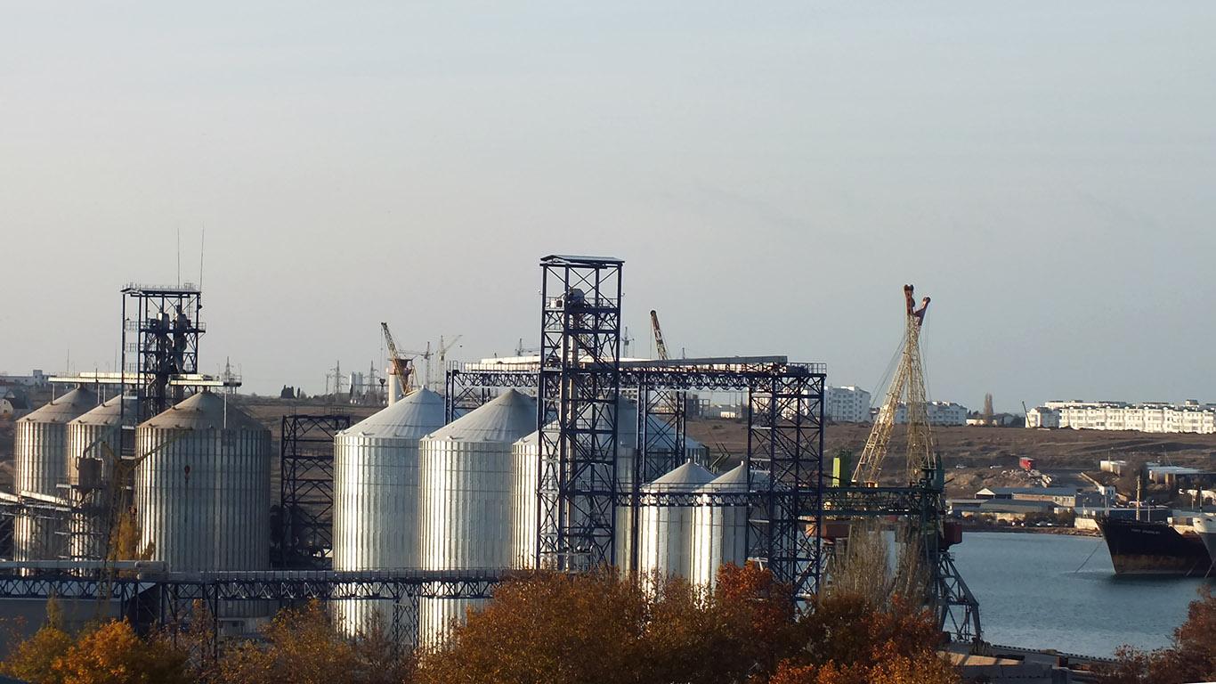 Севастопольский элеватор купить набор транспортер