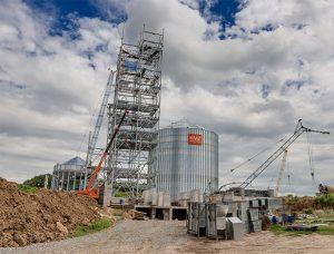Монтаж оборудования KMZ Industries