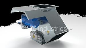 Клапан перекидной KMZ Industries