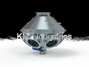 Распределитель зернопотоков KMZ Industries