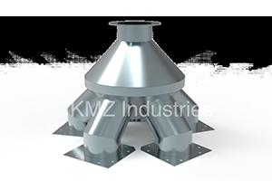 Разделитель зерновой KMZ Industries