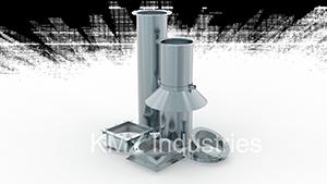 Самотечное оборудование KMZ Industries