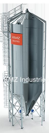 Силос конусный ВВК от KMZ Industries