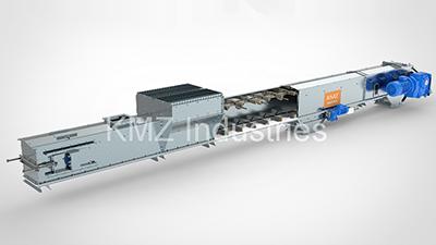 Транспортное оборудование ТСЦ-320 KMZ Industries