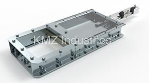 Задвижка с пневмоприводом KMZ Industries