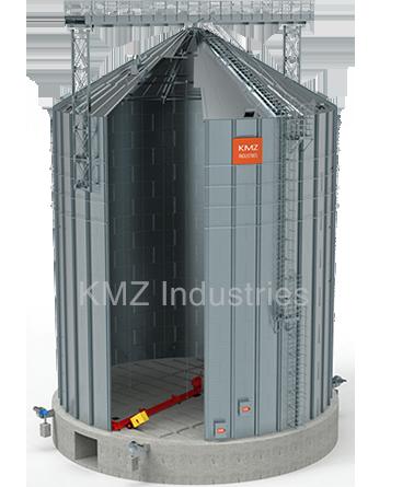 Силос KMZ Industries