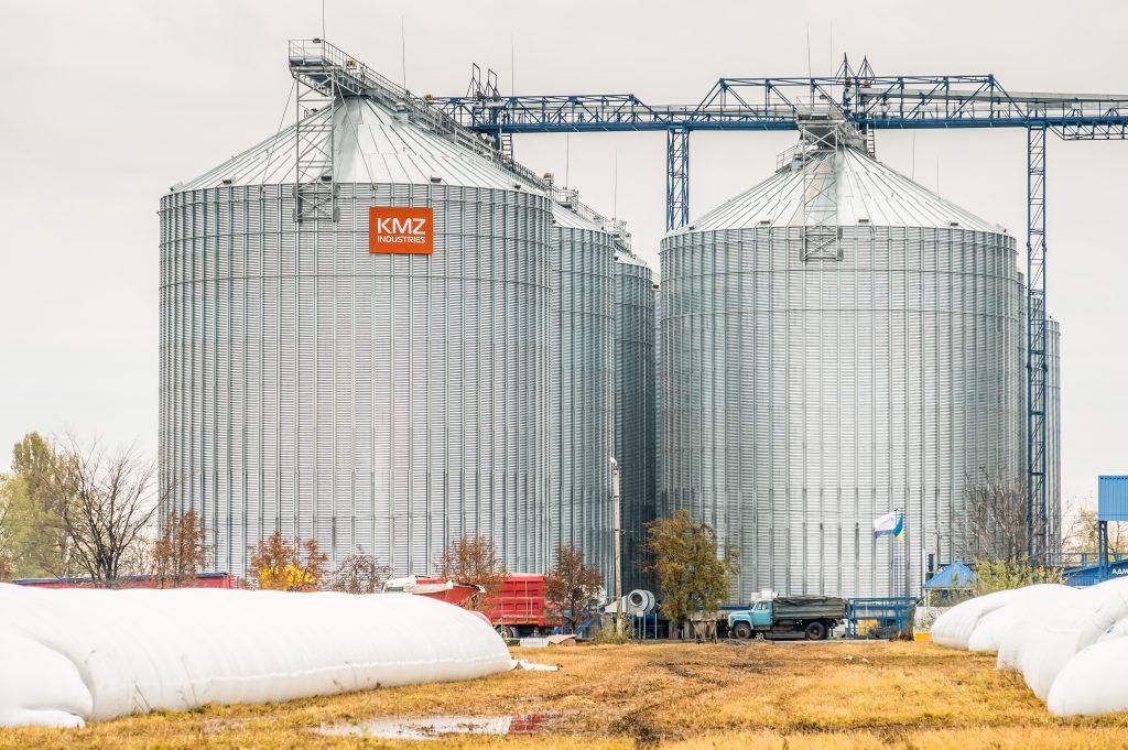 Силосы KMZ Industries