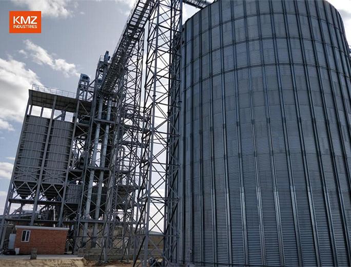 Монтаж KMZ Industries_13